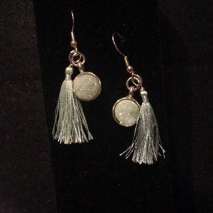 Perfect Light peridot earrings